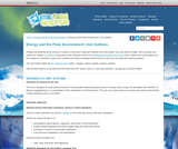 Energy and the Polar Environment: Unit Outlines