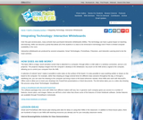 Integrating Technology: Interactive Whiteboards