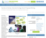 Nanotechnology Grant Proposal Writing