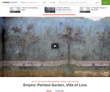 Painted Garden, Villa of Livia