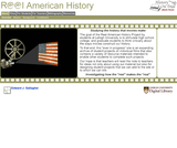 Reel American History Project