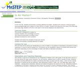 Is Air Matter?