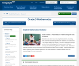 Grade 3 Module 2:  Place Value and Problem Solving with Units of Measure