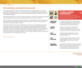 Personalized Learning Environment