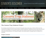 The Camera Trap Stakeout Project