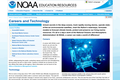 NOAA Careers and Technology