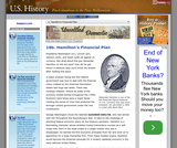 18b. Hamilton's Financial Plan