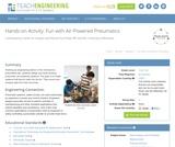 Fun with Air-Powered Pneumatics