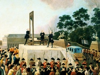 The Execution of Louis the XVI