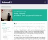 Ratios: Unbound |A Guide to Grade 7 Mathematics Standards