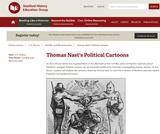 Reading Like a Historian: Thomas Nast‰ŰŞs Political Cartoons