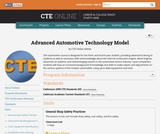 Advanced Automotive Technology Model