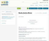 Radio Active River