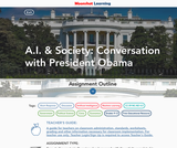 A.I. & Society: Conversation with President Obama