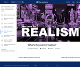 What's the point of realism?
