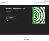 Opening Contemporary Art