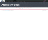 Aladin Sky Atlas