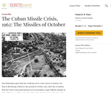 The Cuban Missile Crisis, 1962: The Missiles of October