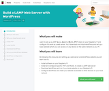 Build a LAMPwebserver with a Raspberry Pi