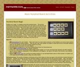 Hundred Board Activities 2