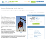 Engineering: Simple Machines