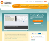SmartGraphs: Describing Velocity