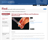 Biological Agents of Water and Foodborne Bioterrorism
