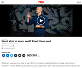 Want kids to learn well? Feed them well