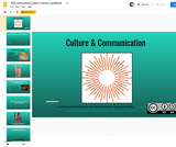 Culture and Communication Slide Presentation