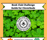 SC 4-H Honey Bee Project: Book Club Challenge Guide Cloverbuds