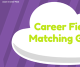 Remote Learning Plan: Career Fields (K-3rd Grades)