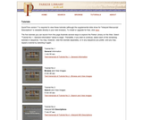 Parker Library on the Web
