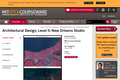 Architectural Design, Level II: New Orleans Studio, Spring 2006