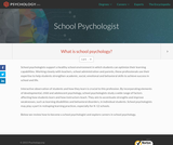 School Psychologist