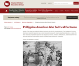 Reading Like a Historian: Philippine War Political Cartoons