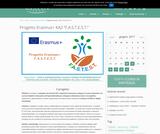 """Erasmus+ KA2 """"F.A.S.T.E.S.T."""" - Digital Storytelling for Entrepreneurship in VET agroindustrial schools"""