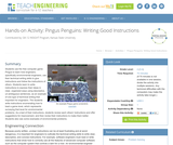 Pingus Penguins: Writing Good Instructions