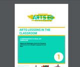 Arts Lessons in the Classroom: Visual Art Curriculum - Grade 1