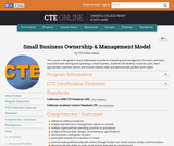 Small Business Ownership & Management Model