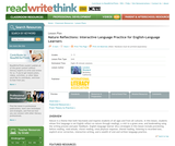 Nature Reflections: Interactive Language Practice for English-Language Learners