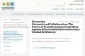 University Outreach and Collaboration: The Power of Transformation Jorge Meza Aguilar (Universidad Iberoamericana Ciudad de México)