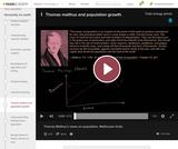 History: Thomas Malthus and Population Growth