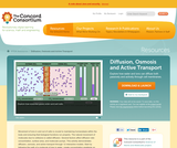 Diffusion, Osmosis and Active Transport