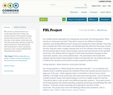 PBL Project