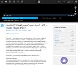 Public Health Part 1