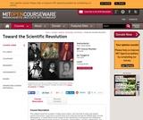 Toward the Scientific Revolution, Fall 2003