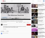 What is the Monroe Doctrine? US Interventions in Latin America Explained