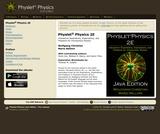 Physlet Physics (2e) Online