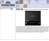 The American eugenics movement and bad science, James WatsonSite: DNA Interactive (www.dnai.org)