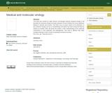 Medical and molecular virology